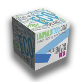 PACK STARTER HOME ECO - RED