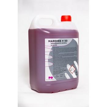 MARDHES H50 - DESENGRASANTE GENERAL ALCALINO