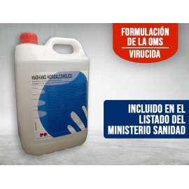 MARHAND HYDROALCOHOLICO 5LT