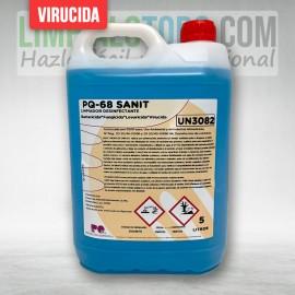 PQ-68 SANIT - Desinfetante...
