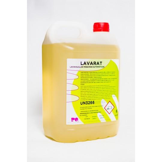 LAVARAT - Detegente lavavajillas de máquina automáticas