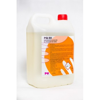PQ-30 - Decapante alcalino / Eliminador de ceras