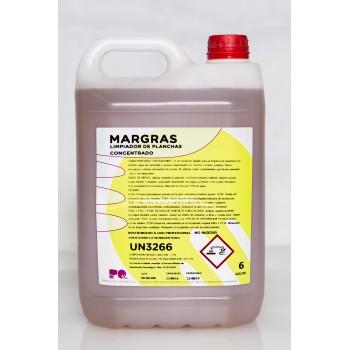 MARGRAS - Desengrasante concentrado para elementos de cocina
