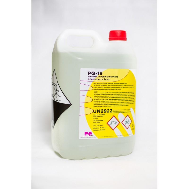 PQ-19 - Limpiador superficies de piedra