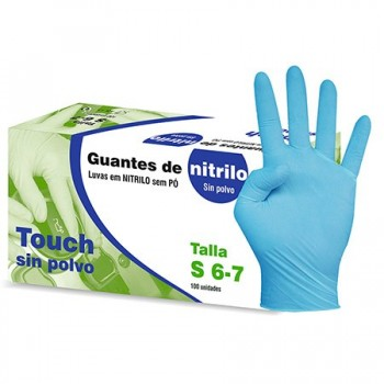NITRILE DISABLED GLOVES BOX...