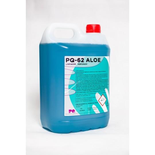 PQ-62 ALOE - Limpiador desodorizante perfumado