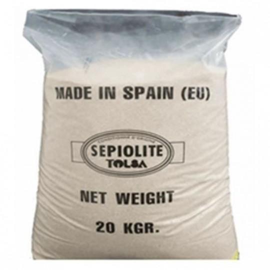 SEPIOLITA 30-60 SACO 20 KG