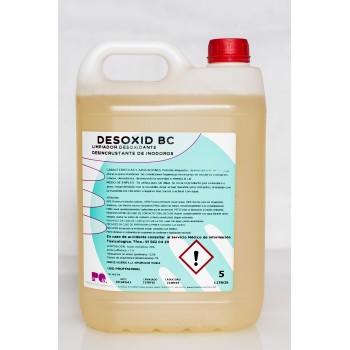 DESOXID B.C. - Limpiador desoxidante desincrustante de inodoros