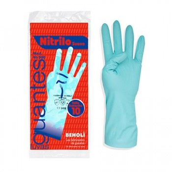 SOFT NITRILE GLOVE