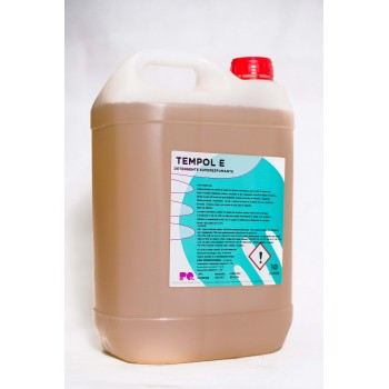 TEMPOL E - Detergente para proyección superespumante