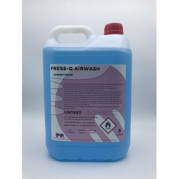 FRESS Q AIRWASH - Ambientador ropa limpia