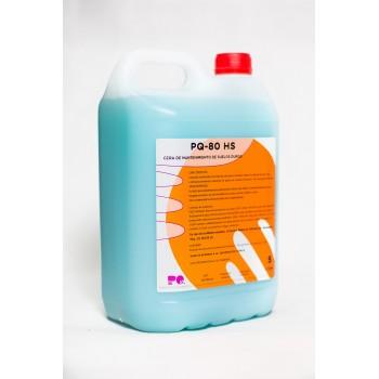 PQ-80 HS - Maintenance wax...