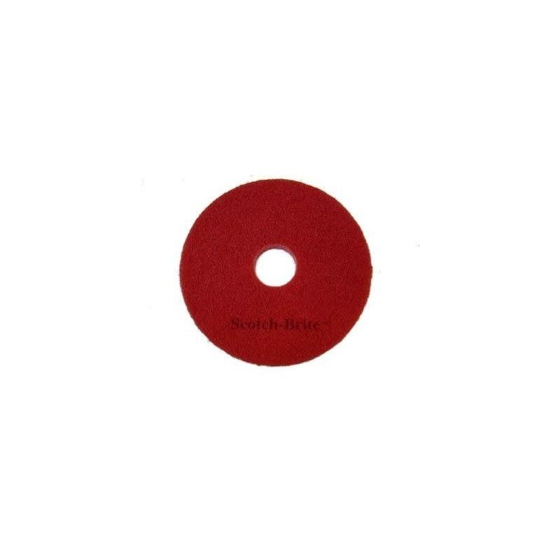 DISCO ROJO 3M - Disco De Mantenimiento
