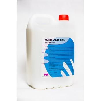 MARHAND GEL - Jabón de manos en gel