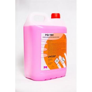 PQ-160 - Cristalizador para suelos duros