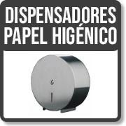 DIPENSADORES PAPEL HIGIÉNICO
