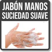 Jabón de manos - suciedad suave